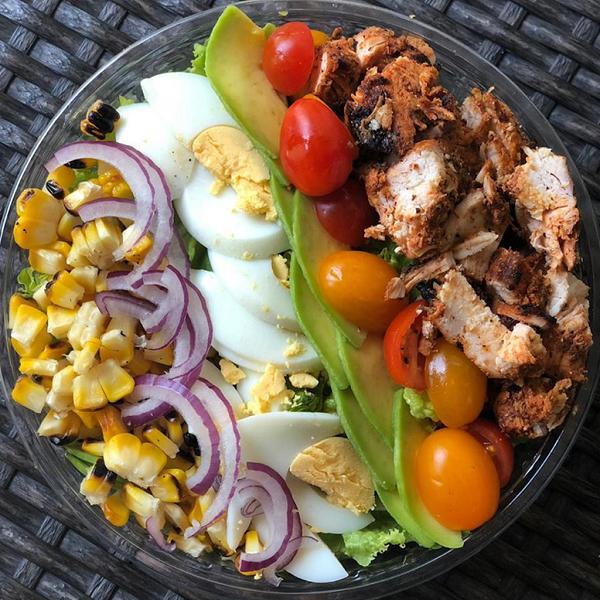 Cobb Salad (La Radiante)