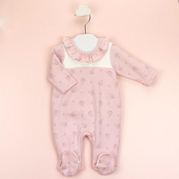 Pijama Sombrillas Pink