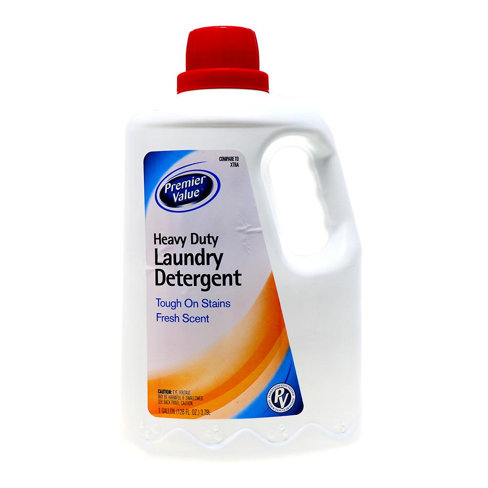 Detergente Líquido Premier Value Aroma Fresco 128 Oz