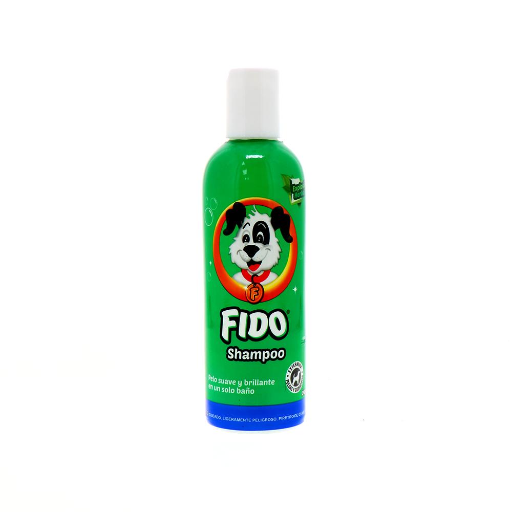 Shampoo Fido Antipulga Y Garrapata 240 Ml