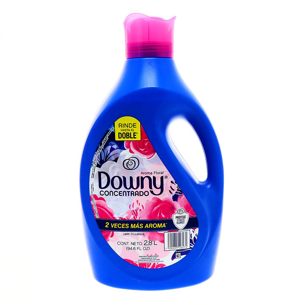 Suavizante Downy Aroma Floral 2.8 Lt
